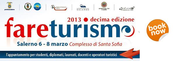 Fare Turismo 2013