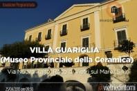 Raito VILLA GUARIGLIA (Museo Provinciale della Ceramica)